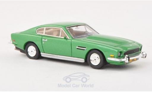 Aston Martin V8 1/87 Neo metallise verte 1980 miniature