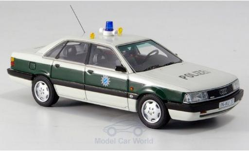 Audi 200 quattro 1/43 Neo 20V Polizei Bayern 1990 miniatura