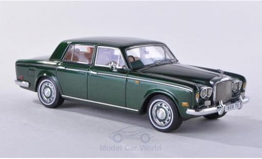 Bentley T1 1/43 Neo Saloon metallise verte RHD 1974 miniature