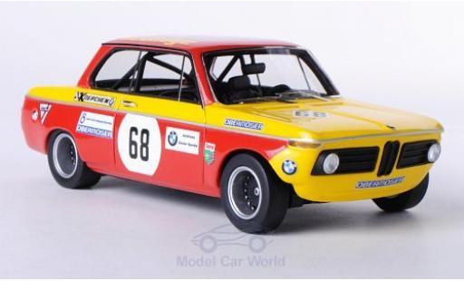 Bmw 2002 1/43 Neo BMW (E10) No.68 Pneuhage DRM 1970 miniature