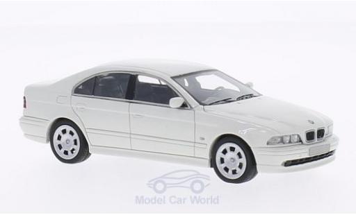 Bmw 520 1/43 Neo i (E39) white 2002 diecast model cars