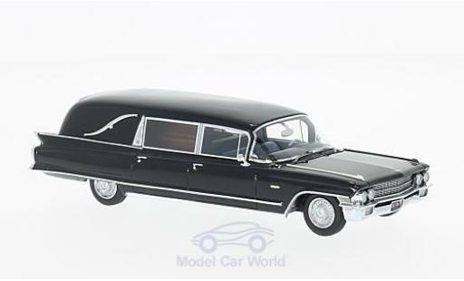 Cadillac Series 62 1/43 Neo Miller Meteor Hearse 1962 miniature