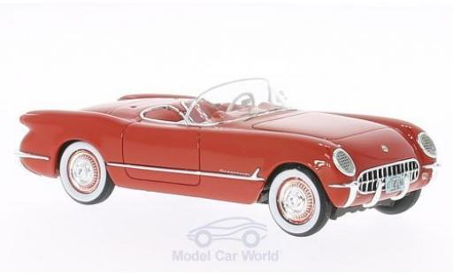 Chevrolet Corvette 1/43 Neo (C1) rouge 1953 miniature