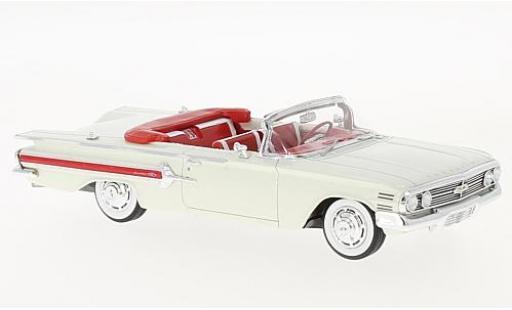 Chevrolet Impala 1/43 Neo Convertible blanche 1960 miniature