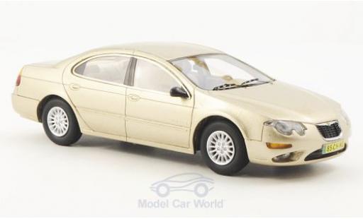 Chrysler 300M 1/43 Neo metallise beige 2002 miniature