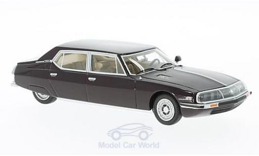 Citroen SM 1/43 Neo Opera by Henri Chapron red diecast model cars
