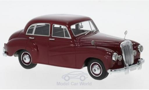 Daimler Conquest 1/43 Neo rouge RHD 1953 miniature