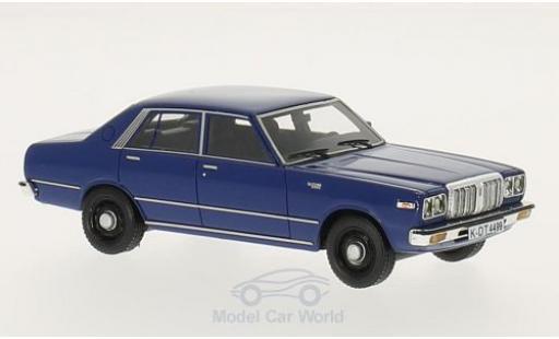 Datsun 200L 1/43 Neo Laurel (C230) bleue 1977 miniature