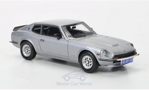 Datsun 260Z 1/43 Neo 2+2 grise 1975 miniature