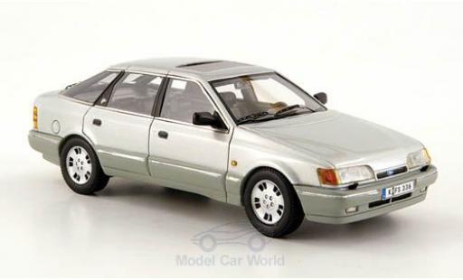Ford Scorpio 1/43 Neo MK I grise 1986 miniature