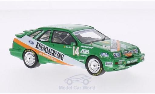 Ford Sierra XR4 1/43 Neo XR4Ti No.14 Ringshausen Motorsport Kümmerling DPM Zolder 1987 W.Mertes miniature