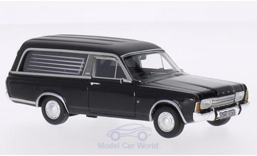 Ford Taunus 1969 1/43 Neo P7 Pollmann noire 1969 Bestattungsfahrzeug miniature