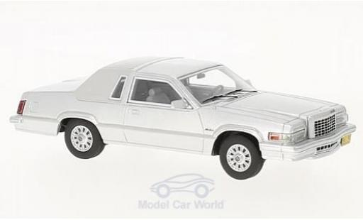 Ford Thunderbird 1/43 Neo grise 1980 miniature