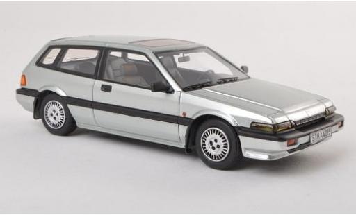 Honda Accord 1/43 Neo Aerodeck grigio 1985 modellino in miniatura