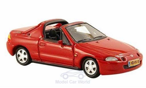 Honda CRX 1/87 Neo del Sol rouge 1992 miniature