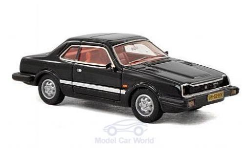 Honda Prelude 1/87 Neo MK1 black 1981 diecast