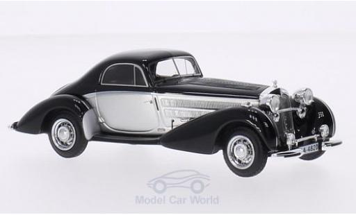 Horch 853 1/43 Neo Spezial-Coupe grey/black 1937 diecast model cars