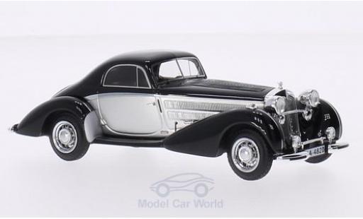 Horch 853 1/43 Neo Spezial-Coupe grise/noire 1937 miniature
