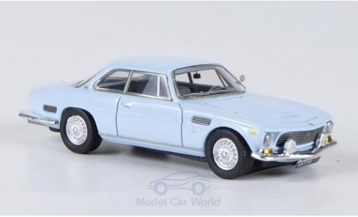 ISO Rivolta 1/87 Neo GT bleue 1961 miniature