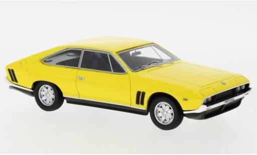 ISO Rivolta 1/43 Neo Iso Lele yellow diecast model cars
