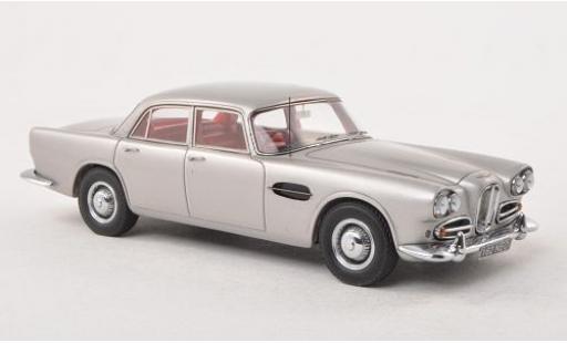 Lagonda Rapide 1/43 Neo grigio RHD 1962 modellino in miniatura