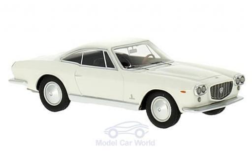 Lancia Flaminia 1/43 Neo 3C 2.8 Coupe Speciale Pininfarina weiss 1963 modellautos