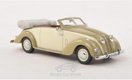Adler 2.5 1/18 Neo Limited 300 L Cabriolet oliv/beige 1937 miniature
