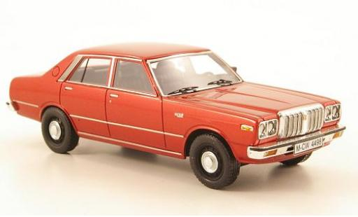 Datsun 200L 1/43 Neo Limited 300 Laurel (C230) metallise rouge miniature
