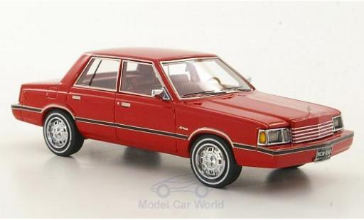 Dodge Aries 1/43 Neo Limited 300 rouge 1983 (K-Car) miniature