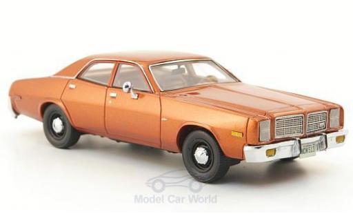 Dodge Monaco 1978 1/43 Neo Limited 300 kupfer diecast model cars