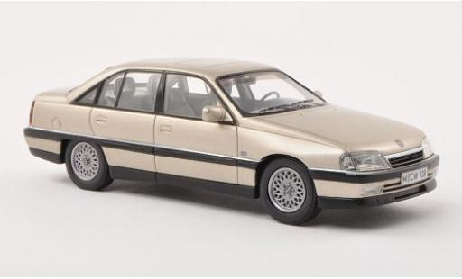 Opel Omega 1/43 Neo Limited 300 A2 CD 2.6i metallise beige 1995 miniature