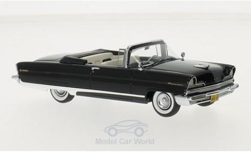 Lincoln Premiere 1/43 Neo Convertible noire 1956 miniature
