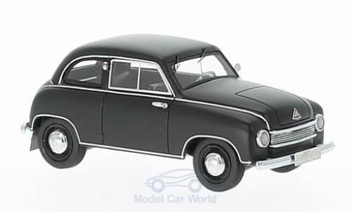 Lloyd LS 1/43 Neo 300 matt-noire 1951 miniature