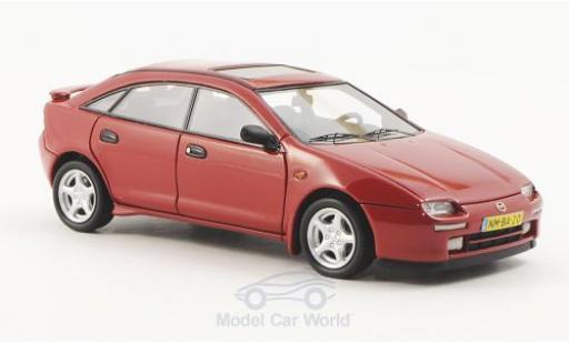 Mazda 323 1/43 Neo F (BA) MK2 rouge 1994 miniature