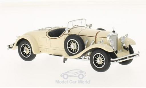 Mercedes 24/100 1/43 Neo Roadster beige 1926 miniature