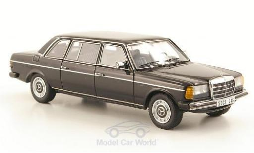 Mercedes 240 1/43 Neo D Lang (V123) black 1978 diecast model cars