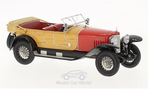 Mercedes 28/95 1/43 Neo rouge/Holzoptik RHD 1922 miniature