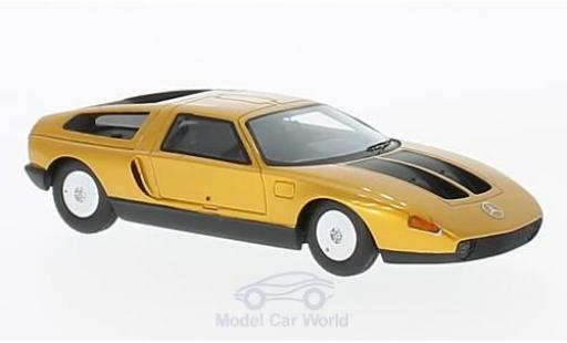 Mercedes C111 1/43 Neo -IID metallise orange 1976 miniature
