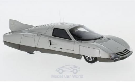 Mercedes C111 1/43 Neo -III Record Nardo grey 1978 diecast model cars