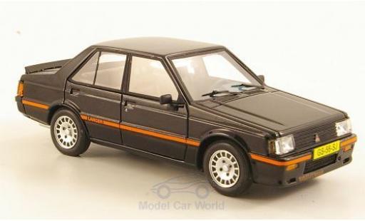 Mitsubishi Lancer 2000 Turbo 1/43 Neo EX SB noire 1980 miniature