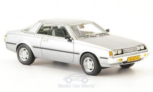 Mitsubishi Sapporo 1/43 Neo MK1 grise 1982 miniature
