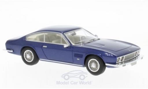 Monteverdi 375 1/43 Neo L metallise bleue 1969 miniature