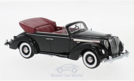 Opel Admiral 1/43 Neo Cabrio noire 1938 miniature