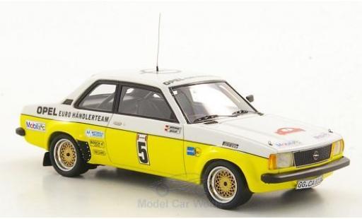 Opel Ascona C 1/43 Neo B Gr.2 No.5 Euro Händlerteam Rallye Hunsrück 1979 J.Kleint/G.Wanger miniature