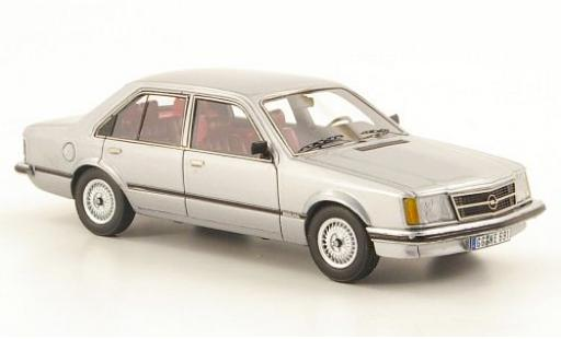 Opel Commodore 1/43 Neo C grey 1978 4-portes diecast model cars