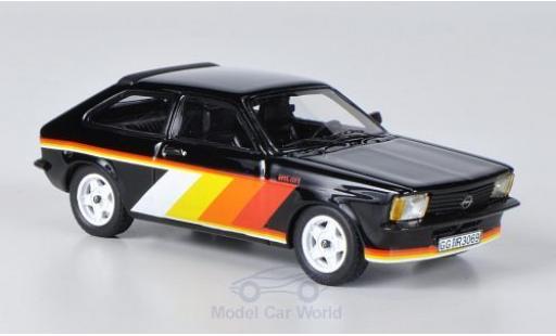 Opel Kadett 1/43 Neo C City Irmscher black diecast