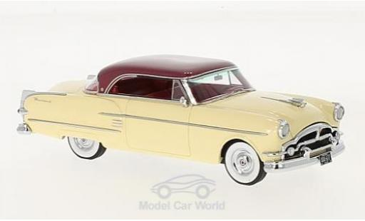 Packard Pacific 1/43 Neo Coupe beige/metallise rouge 1954 miniature
