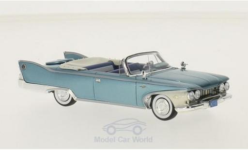 Plymouth Fury 1/43 Neo Convertible metallic-türkis/blanche 1960 miniature
