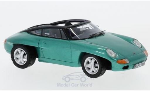 Porsche Panamericana 1/43 Neo metallise verte 1989 miniature