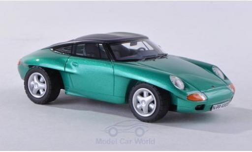 Porsche Panamericana 1/43 Neo metallise verte 1989 geschlossen miniature